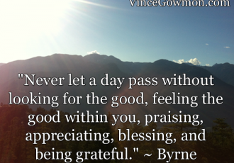 Appreciating & Intending ~ Applying the Spirit of Yes And