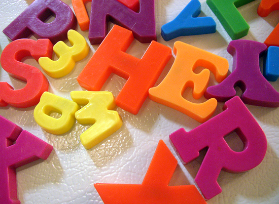 The Language of Play ~ Empowering Words for a Creative World