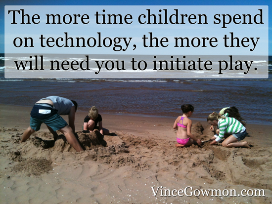 Why We Need to Initiate Play More Than Ever!