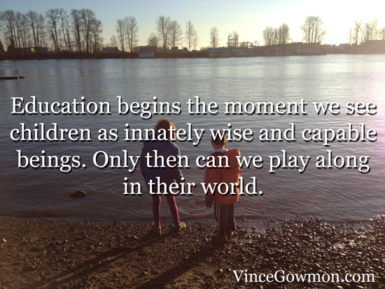 Inspiring Quotes on Child Learning and Development - Vince
