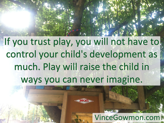 Remembering the Soulfulness of Play ~ Trusting the Intelligence of Play to Raise a Child
