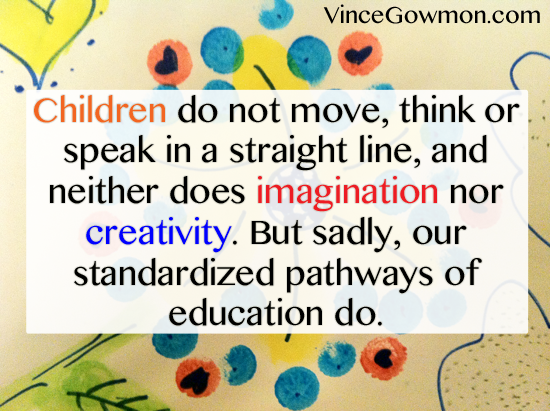 Inspiring Quotes to Ignite Imagination, Wonder and Laughter - Vince