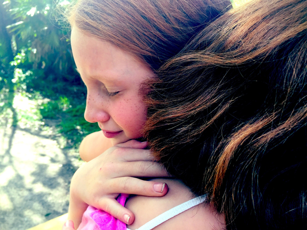 """It's okay."" ""I'm with you."" ""It'll all be fine."" ~ Why Children Need to Hear These Words More Than You May Know"